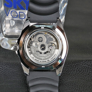 Image 4 - セイコー腕時計メンズ 5 腕時計自動高級ブランド防水スポーツ腕時計日付メンズダイビング時計レロジオ masculin snzf