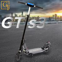 KUGOO S3 Electric Scooter Samokat Adult 36V 350W Strong powerful Ultralight lightweight long board hoverboard Foldable Bicycle|Kick Scooters Foot Scooters| |  -