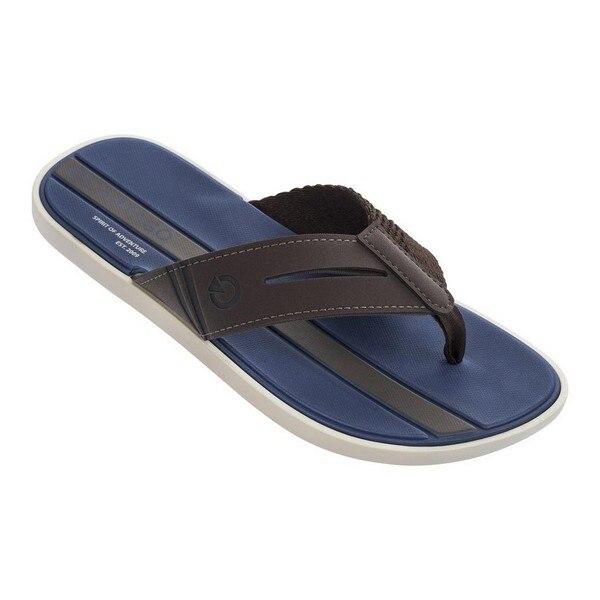 Men's Flip Flops Cartago Cartagena II Thong Ad Brown Blue
