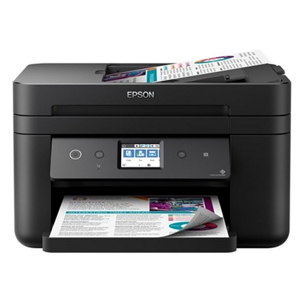 Multifunction Printer Epson WorkForce WF-2860DWF Black