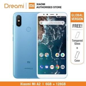 Image 2 - Global Version Xiaomi Mi A2 128GB ROM 6GB RAM (Brand new and sealed) Mia2 128gb Smartphone Mobile