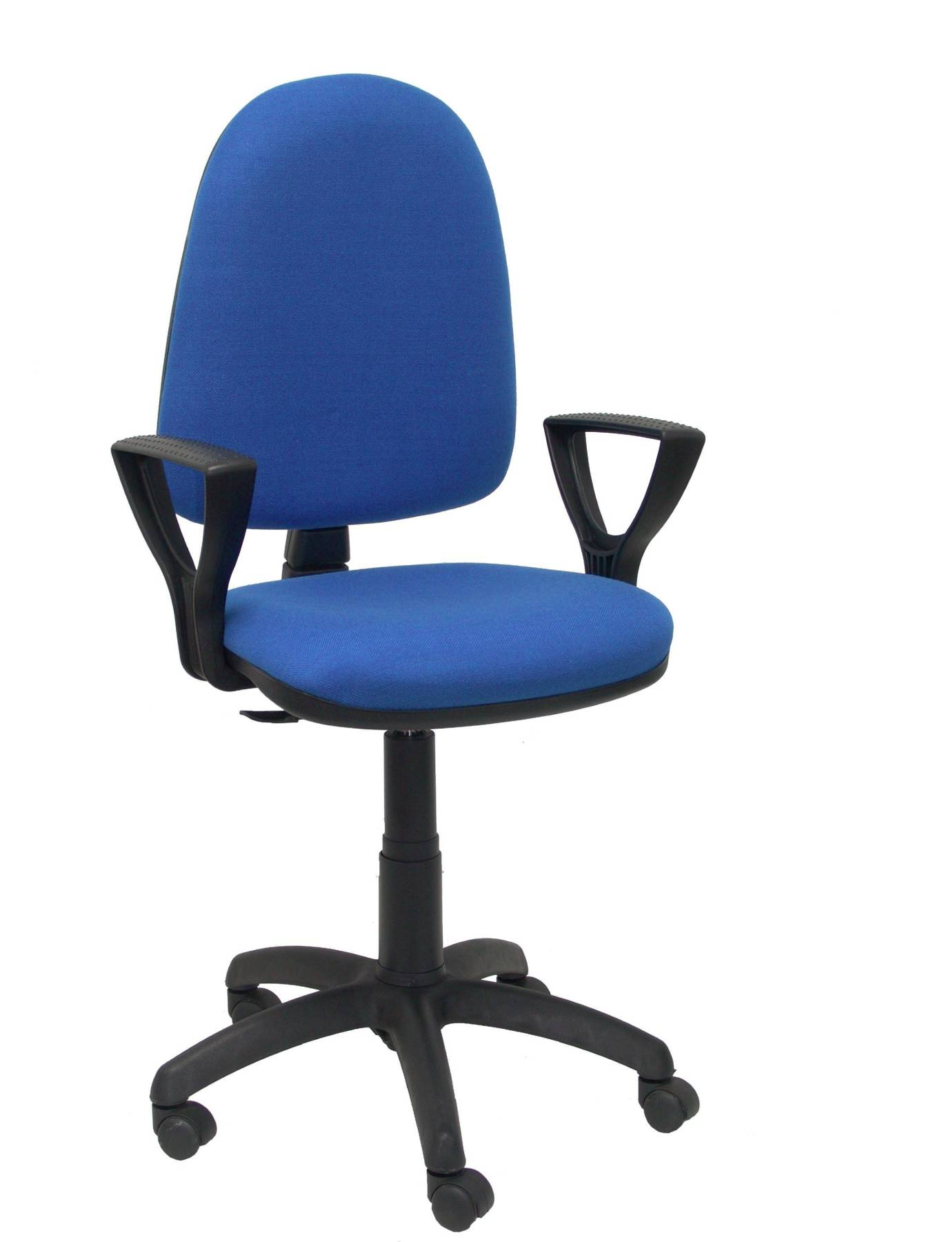 Ergonomic Office Chair With Mechanism Permanent Contact And Adjustable Height Seat And Back Upholstered In