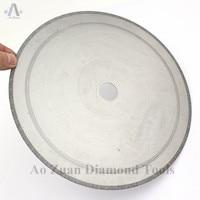 1pc 10 250mm Notched Rim Diamond Lapidary Saw/Diamond Saw Blade For Cutting Glass/Gemstone/Jade/Agate/Crystal/Charcoal etc