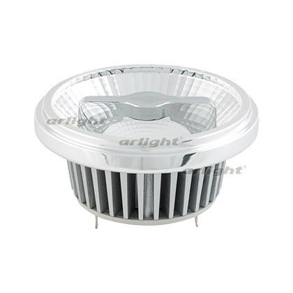 026883 Lamp Ar111-fort-g53-15w-dim Warm3000 (reflector, 24 Deg, Driver 350ma) Arlight Box 1-piece