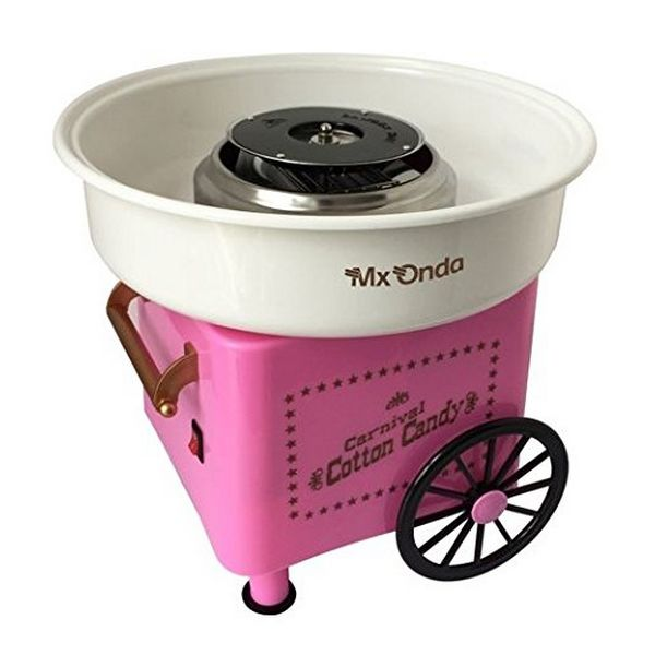 Candy Floss Machine Mx Onda MX-AZ2765 500W
