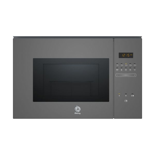 Built in microwave Balay 3CG5172A0 20 L 800 W Grill Grey|Microwave Ovens| |  - title=
