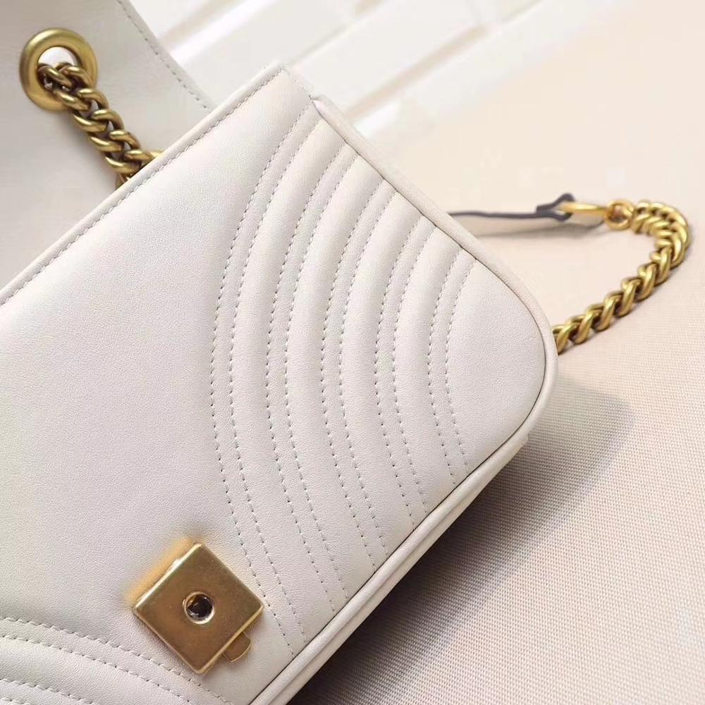 Women\'S Crossbody Bag Handbags High Quality Classic Ladies Chain Shoulder Bags Solid Color Cute Messenger Bagbag