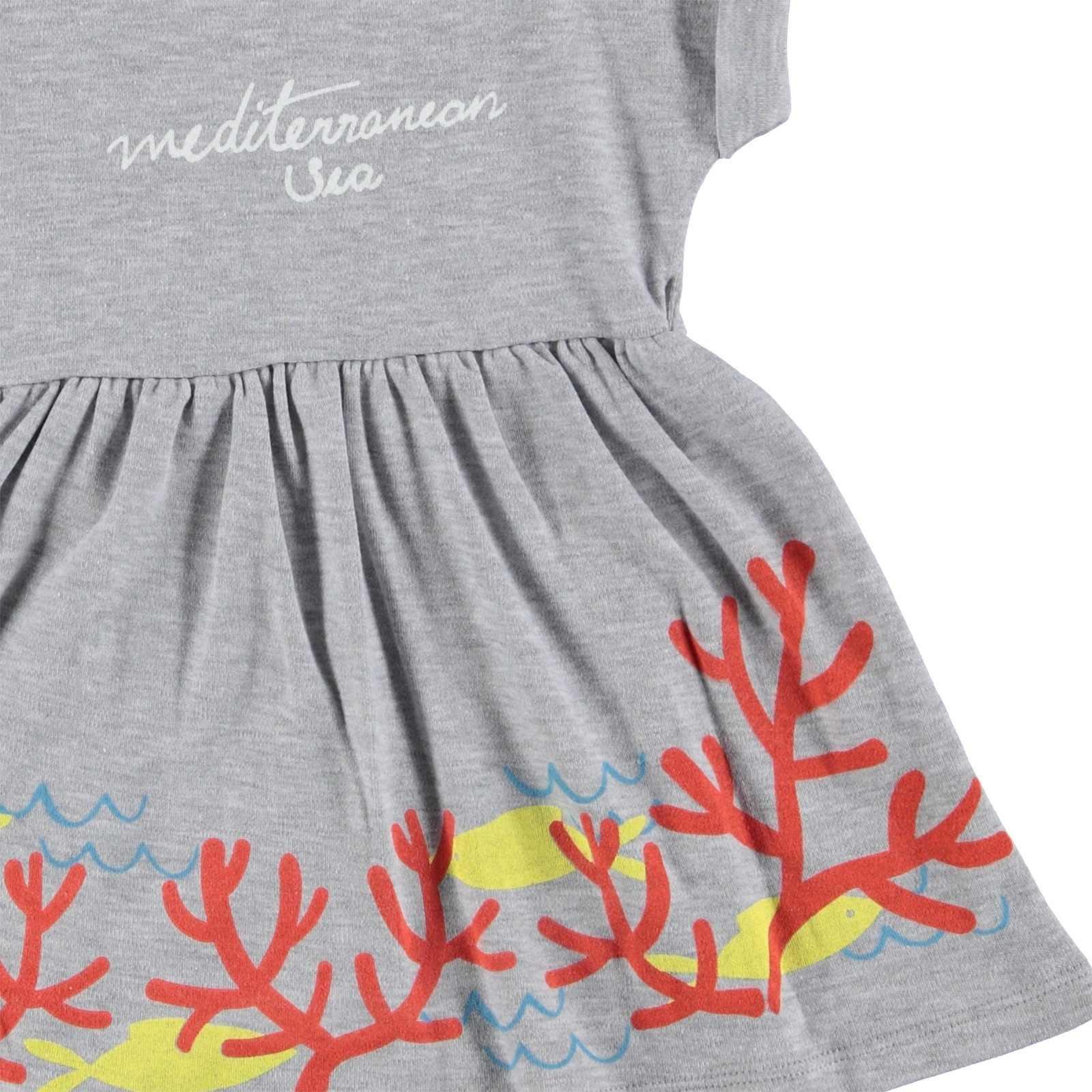 Ebebek Pasgeboren Mode Club Fun Zomer Meisje Jurk Bodysuit