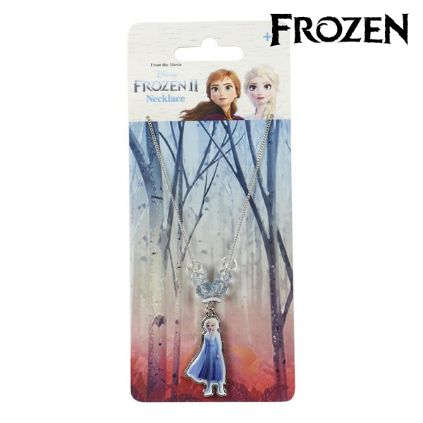 Girl's Necklace Elsa Frozen 73843