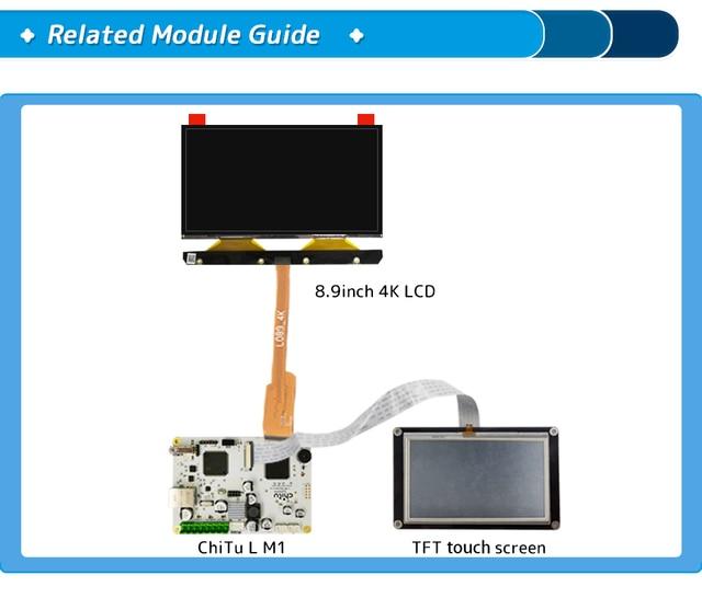 Tmc2209 chitu l m1 плата управления stm32f407 материнская 89