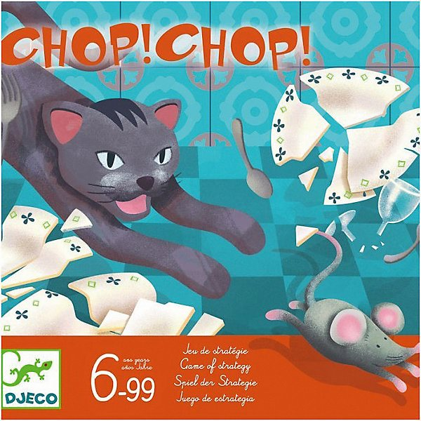 Game Board DJECO \Chop-chop\ MTpromo