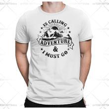 Papayana вызова приключений Для мужчин Веселая футболка с надписью