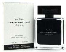 Testeur de parfum pour homme, flacon de 100ML, emballage Original de haute qualité, similaire à narciso-rodrigue-for he, Bleu Noir, EDP