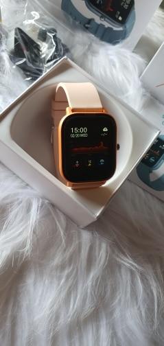 Smart Watch Wristband Men Women Sport Clock IP67 P8  Heart Monitor Sleep Monitor Smartwatch tracker phone photo review