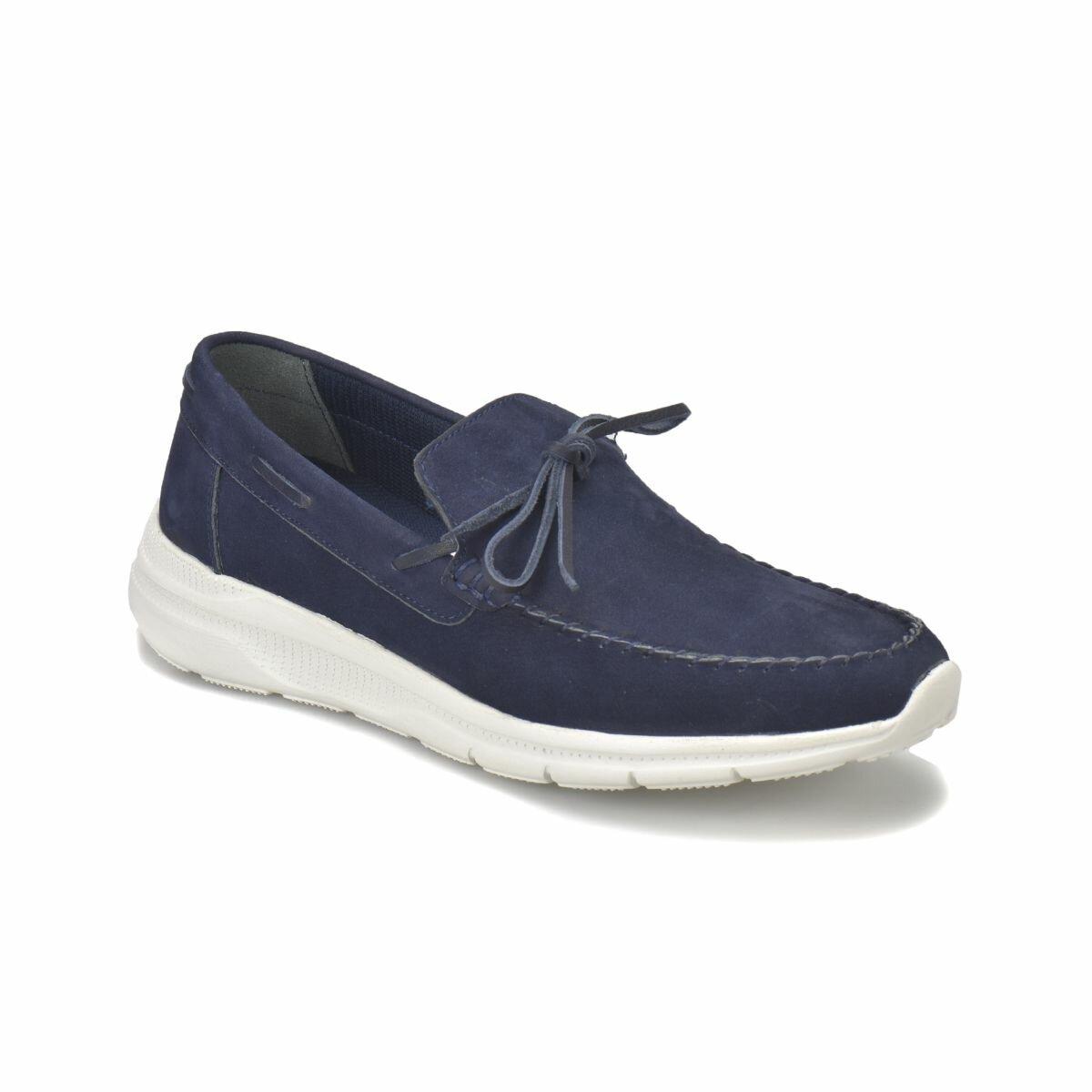 FLO 70423-3 Dark Blue Men 'S Modern Shoes Flogart