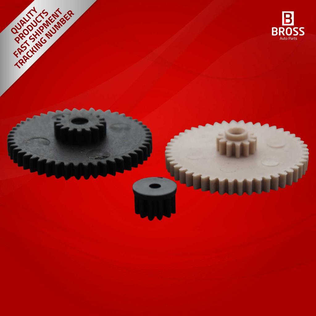 Bross BGE508 VDO Compteur De Vitesse Odomètre Engrenages pour W126 560 SEC W107 560 D'INONDATION W124 E500 W124 E500 W126 W107 560SL