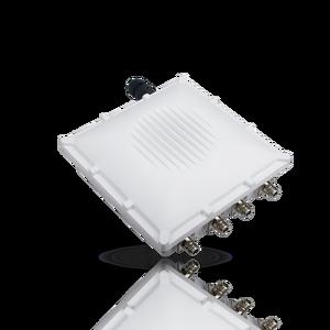 Image 1 - WisGate Puerta de enlace exterior RAK7249, inalámbrica, sistema operativo OpenWRT integrado, 16 canales, LoRa, 4G, WIFI, GPS y batería de repuesto