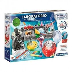 Clementoni Große Labor Wissenschaft