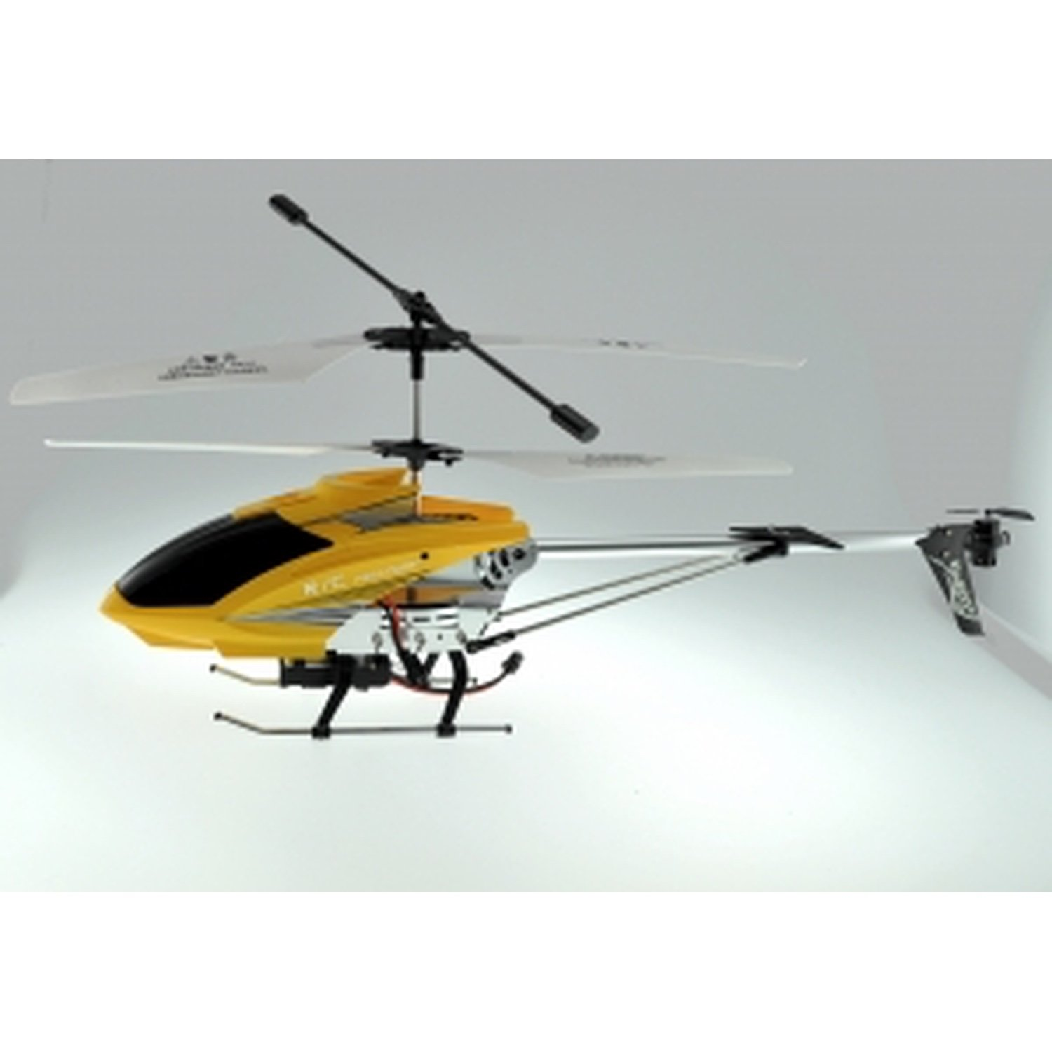 RC HELICOPTER MODEL RC9663 3.5 CHANEL, GYROSCOPE, METALLIC ALLOY