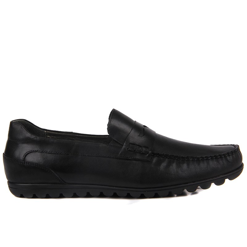 Sail-Lakers Black Casual Male Shoes