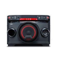 Мини Hifi LG OK45 220 Вт Bluetooth черный красный