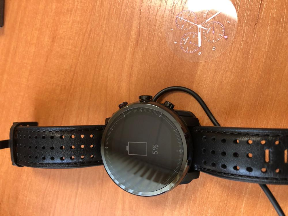Relógios inteligentes presente stratos flagship