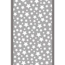 Rugs Vinyl-Rug Kitchen-Carpet Living-Room Colour PVC Panorama Stars-Grey XXL