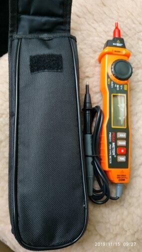 Multímetros Tester Tester Contagens