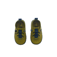 Babymo Mustard Genuine Leather Unisex Orthopedic Baby Booties First Stepper Home Shoes,baby shoes,baby girl shoes, children shoes