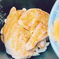 #太太乐鲜鸡汁芝麻香油#香油焗鸡的做法图解5