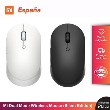 Xiaomi Mi Dual Mode Wireless Mouse (Silent Edition)