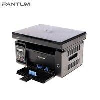 МФУ Pantum M6500 (лазерное, монохромное, копир/принтер/сканер (цвет 24 бит), 22 стр/мин, 1200 × 1200 dpi, 128Мб RAM, лоток 150 с