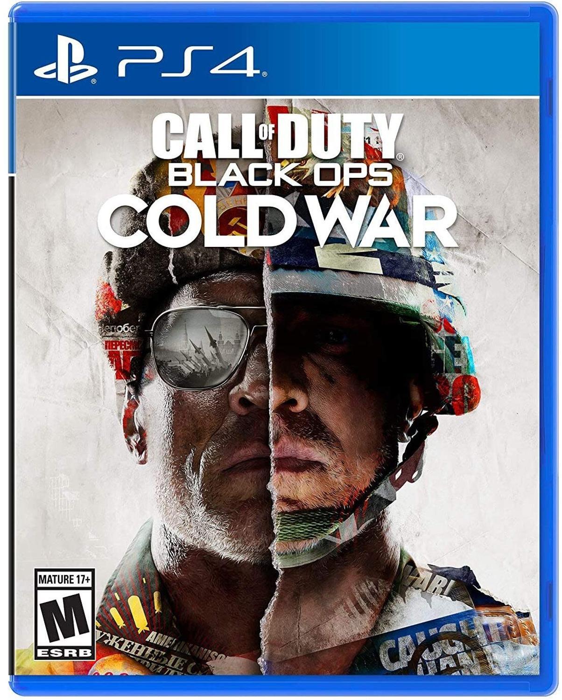 Call of Duty Black Ops: Cold War Videojuego Activision para Sony Playstation 4 PS4|Ofertas de juegos| - AliExpress