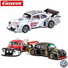 Carrera – voiture à fente numérique 132, VW Käfer, groupe 5, course 3, limitée, idée, sondermodel 30728, 2015