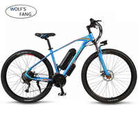 Electric bike 29 inch 36V 350W 10.4AH 27 speed Aluminum alloy electric bicycle mountain bike Ebike Brushless motor lithium batte