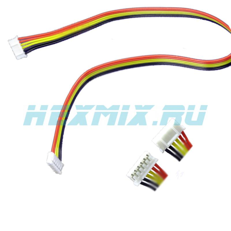 6 Wire Cable PH2.0 6P 350mm