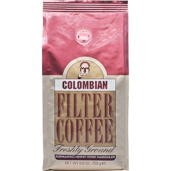Kurukahveci Mehmet Efendi Colombian Filter Coffee 250 Grams