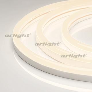 021154 Flexible Neon ARL-CF2835-Classic-220V Day White (26x15mm) Катушка-50. ARLIGHT-Светодиодный Decor/Flexible Neon [AR ^ 65
