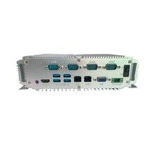 Безвентиляторный мини ПК 7 го поколения core i5 7300u intel