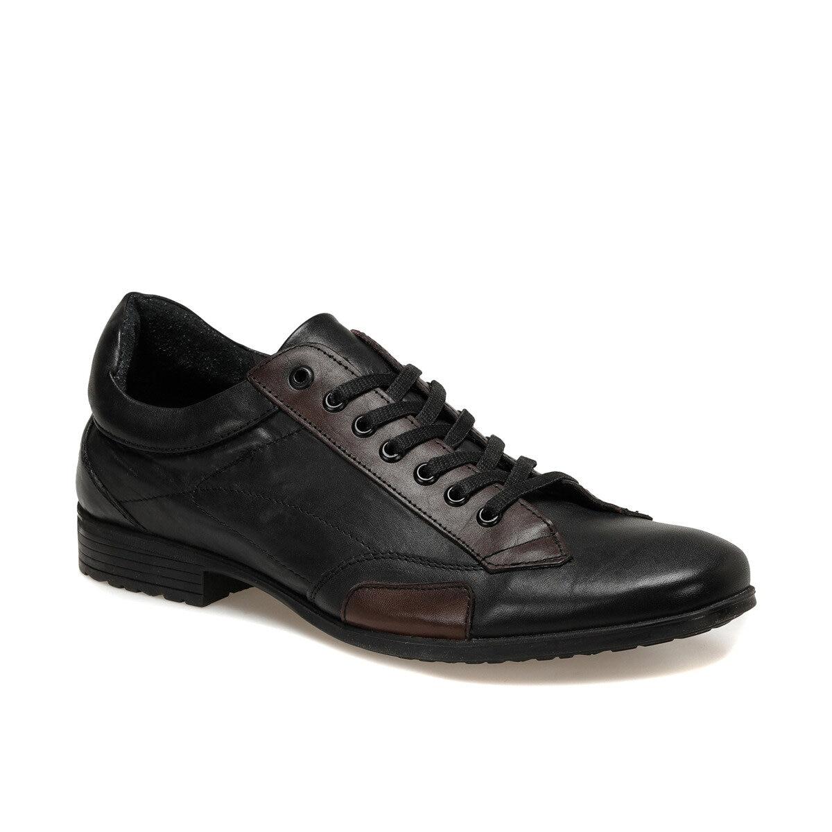 FLO 8000-1531 Black Male Shoes Oxide