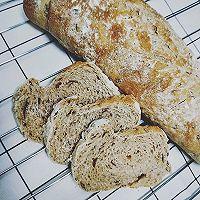 无糖无油全麦面包的做法图解13
