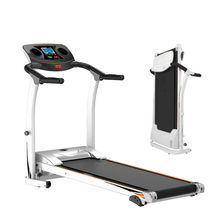 FOLDING TREADMILL   ULTRA QUIET, WITH LCD DISPLAY, DISTANCE, SPEED, TIME, CALORIES, SHIPPING FROM FRANCE