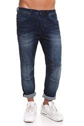 CR7 Jeans voor mannen Donkerblauw Casual Jeans Casual Skinny Super Ingenieur met Zakken CRD031A