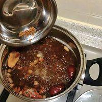 传统五红汤(经期不舒服时候的食疗,补血提气)的做法图解4
