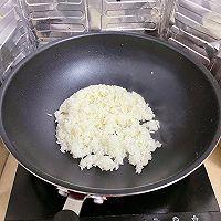 什锦炒饭3(腊肠、肉丸等)的做法图解7