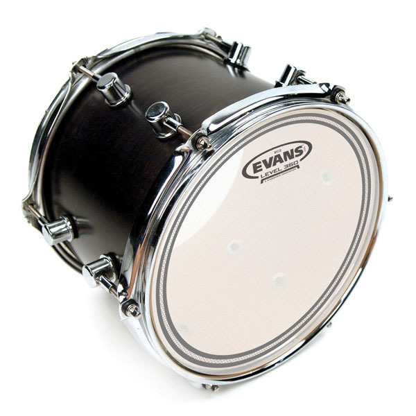 """B15ec2s EC2 frosted plastic for the volume of the drum 15 """", Evans"""