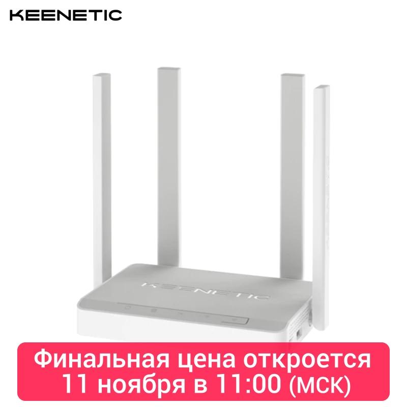 Маршрутизатор Keenetic Viva KN-1910