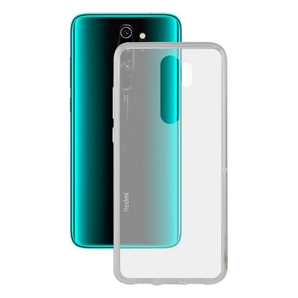 Mobile cover Xiaomi Redmi Note 8 Pro Contact Flex TPU Transparent   - title=