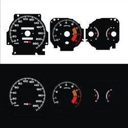 DASH EL Glow Gauge American version Manul transmission for Civic EK 1996 1999