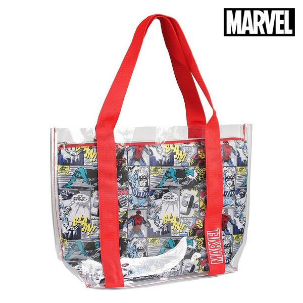 Bag Marvel 72897 Transparent